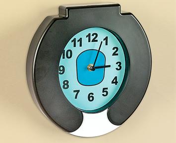 clock-flush