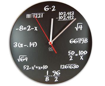 clock-math