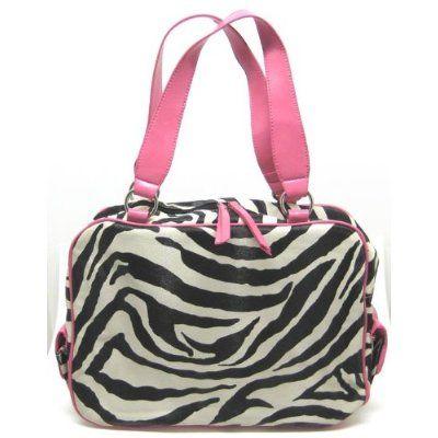 Laptoptas zebra